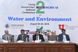 Second National Conference on Water and Environment