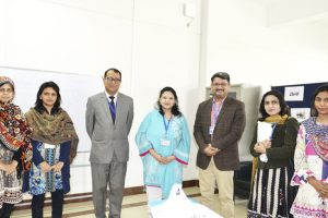 Interactive Session held on How to Overcome Career Barriers of Women
