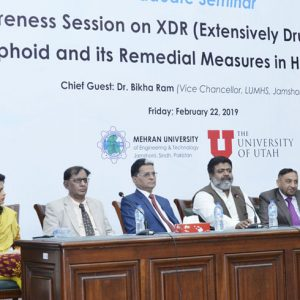 Awareness Session on XDR Typhoid