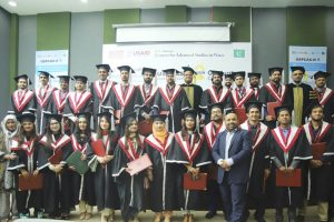 USPCAS-W Graduation Ceremony 2019