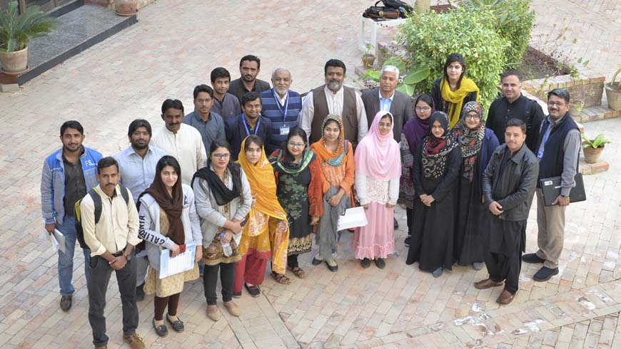 USPCAS-W Works to Close Water Research Gender Gap in
