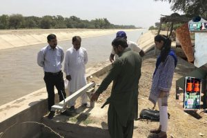 ICT integration to increase irrigation efficiency