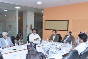 2nd Meeting of FPCCI at Karachi Outcome of projects discussed