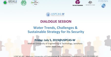 National Dialogue on Water Trends Challenges and Sustainable Strategy for its Security