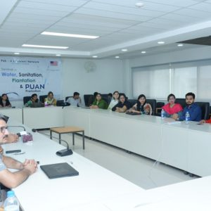 Seminar on Water Sanitation Plantation and PUAN Promotion