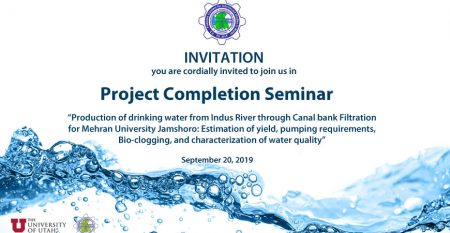 Project Completion Seminar