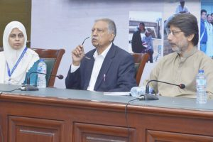 Seminar on Indus River Monitoring in Sindh Using Satellite Radar Altimetry