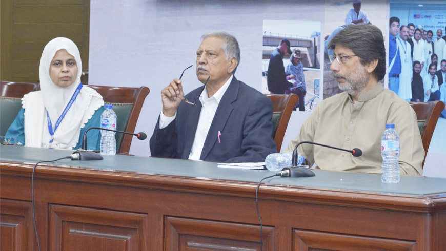 Seminar on Indus River Monitoring in Sindh Using Satellite Radar Altimetry