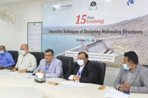 INNOVATIVE TECHNIQUES OF HYDRAULICS STRUCTURES DESIGNING at USPCAS-W MUET Jamshoro